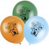 8 Luftballons Steinzeit