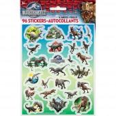 96 Sticker Jurassic World