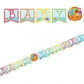 Happy Birthday Banner Arche Noah