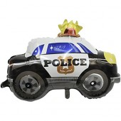 Folienballon Polizei