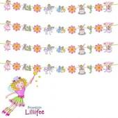Girlande Prinzessin Lillifee