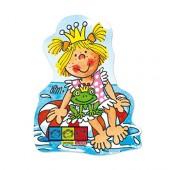 Badewannenthermometer Prinzessin Miabella