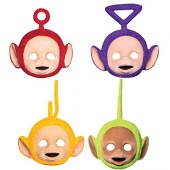 4 Masken Teletubbies
