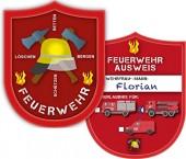 6 Feuerwehr-Ausweise