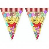 Wimpelkette Winnie Pooh Alphabet