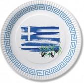 10 Teller Griechenland