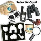 Schatz-Suchspiel Detektiv