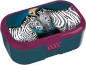 """Lunchbox """"Zebra"""" von Lutz Mauder"""