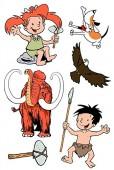 Steinzeit Tattoos