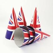 8 Partyhütchen England