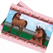 Tischdecke Pferde