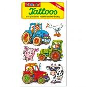Traktor Tattoos