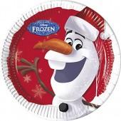 8 Teller Frozen: Olaf - Winterparty