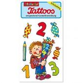Schulanfang Junge Tattoos