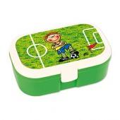"""Lunchbox """"Fussball"""" von Lutz Mauder"""
