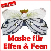 Feen-Maske