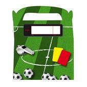 6 Geschenkboxen Fußball
