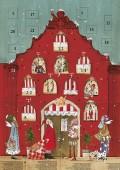 Weihnachtlicher Adventskalender
