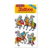 Ritter V Tattoos von Lutz Mauder