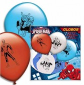 8 Luftballons Ultimate Spiderman