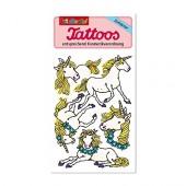 Einhörner II Tattoos