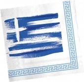 20 Servietten Griechenland