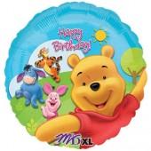 Folienballon Winnie Pooh und Freunde