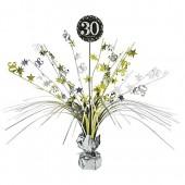 Centerpiece 30. Geburtstag - Sparkling Celebration