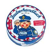 Zauberhandtuch Polizei