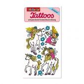 Einhörner IV Tattoos