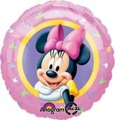 Folienballon Minnie Maus