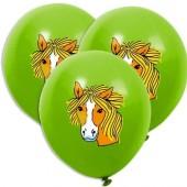 8 Luftballons Mein Ponyhof