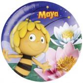 8 Teller Biene Maya