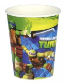 8 Becher Teenage Mutant Ninja Turtles