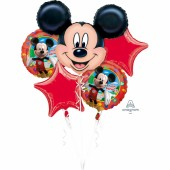 Folienballon-Set Mickey Mouse
