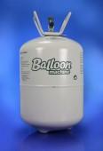 Helium Ballongas Flasche für bis zu 30 Ballons plus 25 Latexballons