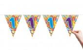 Wimpelkette für den 1. Geburtstag