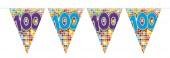 Wimpelkette für den 100. Geburtstag
