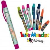 Kugelschreiber Lama