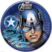 8 Teller Avengers Assemble - Captain America
