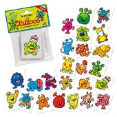 24 Mini Tattoos Monster