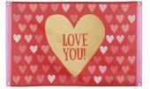 Fahne Love You