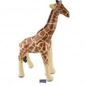 Aufblasbare XXL-Giraffe
