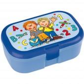 """Lunchbox """"Schulanfang Jungen"""" von Lutz Mauder"""