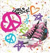 Tischdecke Girls Rock!