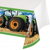Tischdecke Traktor