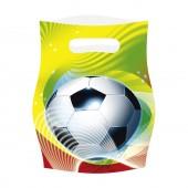 6 Partytüten Fußball II