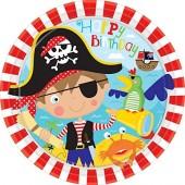 8 Party-Teller Little Pirates II