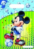 6 Partytüten Mickey Mouse Goal