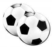 20 Servietten Fußball Stadion